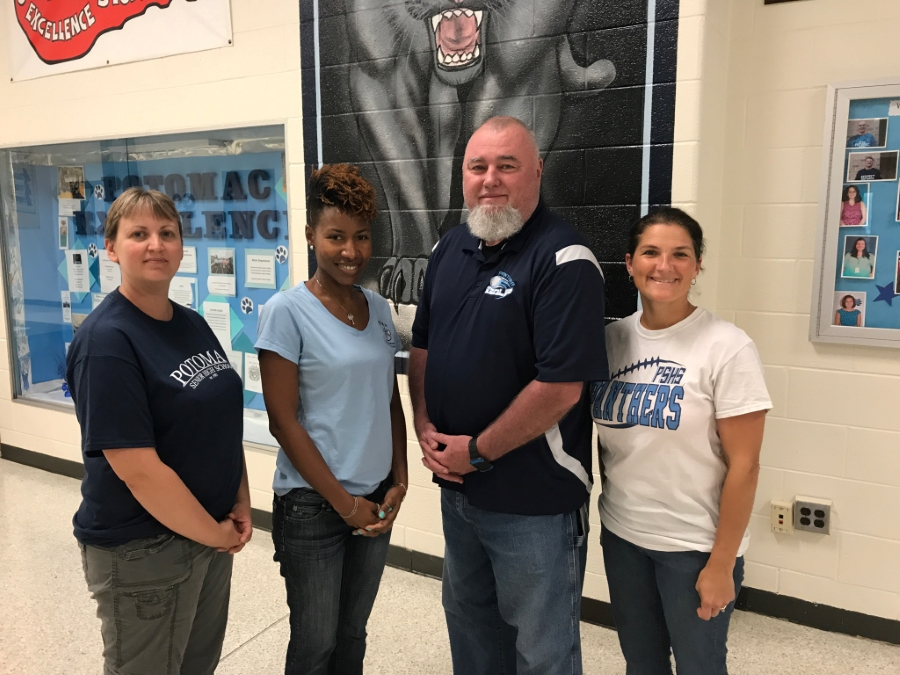 Panther Library Staff:  Ms. Cooper, Mrs. Nowlin, Mr. Adkins, Mrs. Gallitz